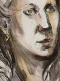 Barbara Fugate DETAIL Portrait 41