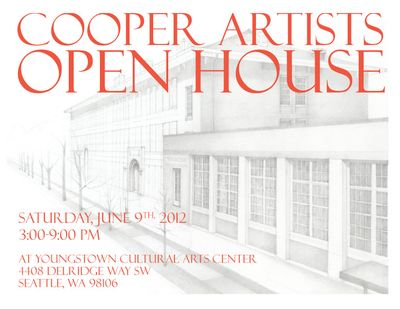 Cooper Open House front