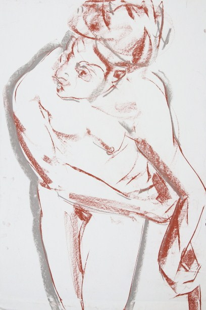 Fugate figure drawing