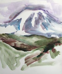 Wc_sketch_mt_rainier_july_17_barbara_fug